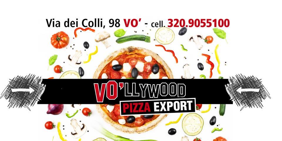 VO'LLYWOOD Pizzeria Vo'