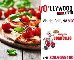 Vo'llywood Pizzeria Vo' - Consegna a domicilio