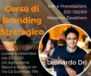 Corso di Branding Strategico - Leonardo Dri